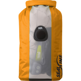 SealLine Bulkhead View Dry Bag 5l, orange